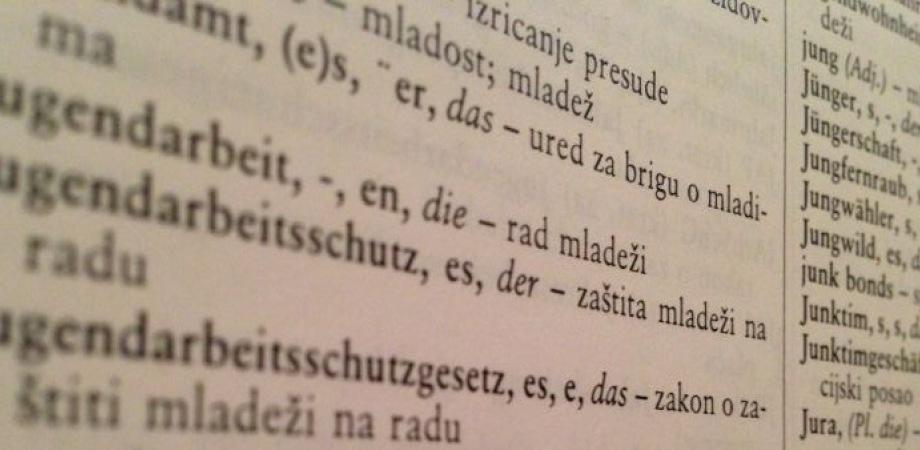 Nijaz Karahodzic Prevodilac Prevoditelj Bosanski Njemački
